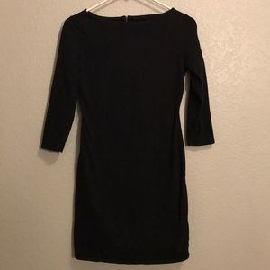 Xhilaration S little black dress! Thick cotton